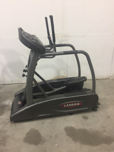 Pre-Owned Landice Commercial Elliptical