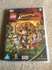 "Lego "" Indiana Jones the Original Adventures "" Mac game"