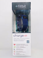 Fitbit Charge HR, Blue L/G BNSB