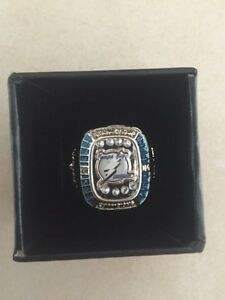2004 Tampa bay Stanley cup ring