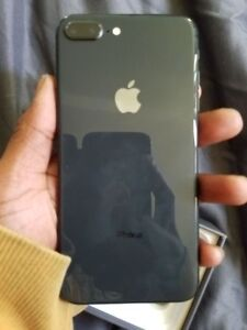 URGENT iPhone 8 Plus Black 64Gb