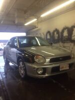 2003 Subaru 2.5Rs (New MVI, Plates & Tires)