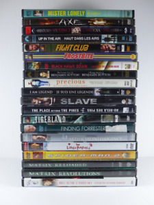 60 Various DVDs - $1 each, all for $40