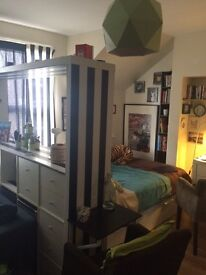Double room to be shared with a guy