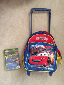 Small Children's Suitcase/Backpack