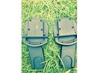 Addapters for sola pushchair