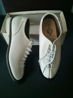 Men's Bowling Shoes (leather):  $20