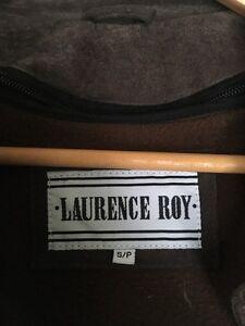 Women's Laurence Roy leather/suede  coat Kingston Kingston Area image 2