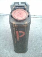 U.S. Military 5G Jerry Can for Fuel/Water Antique Vintage