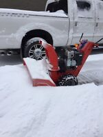 Snow Removal by Westbrook Dirtworks