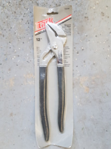 Task 12 inch Groove Joint Pliers new