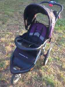 Graco Expedition XLT 3 wheel stroller