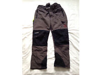 Pfanner gladiator chainsaw trousers