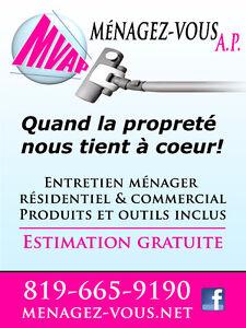 NETTOYAGE APRÈS RÉNOVATION / CONSTRUCTION Gatineau Ottawa / Gatineau Area image 1