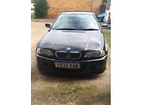 BMW 325ci for sale very good condition !