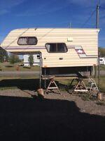8 ft Slumber Queen Camper