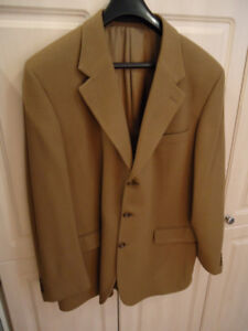 Man Dress Cashmere Wool Blended Jacket Made By Mantles (New)!