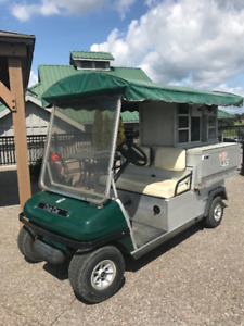 Excellent Condition Club Car Beverage Cart - For Golf Courses