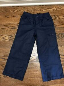 Old Navy 3T Navy Blue snow pants