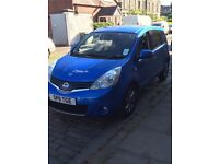 Nissan note 1.5 dci £20 a year road tax