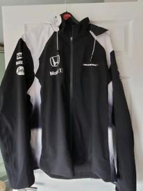 Official Honda Mclaren F1 jacket