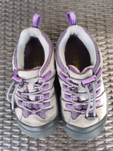 Keens and Geox - girls size 12