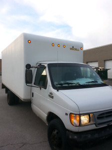 16 FEET CUBEVAN FOR SALE BEST OFFER-QUICK SALE-STORAGE PURPOSE
