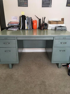 Large Antique Desk - Great Condition