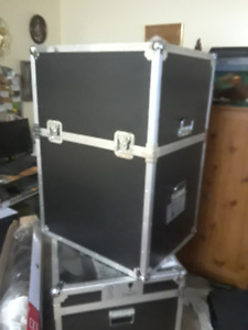 band equipment boxes