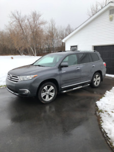 Highlander Limited V6, 4DR, 4WD