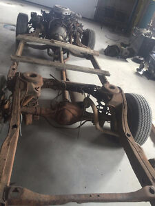 Ford Project Chassis