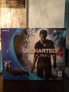 PS4 500GB-MINT-NEW CONDITION