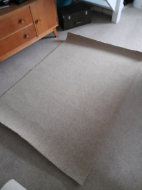 Small carpet offcuts, new x 3 sold separately, or together