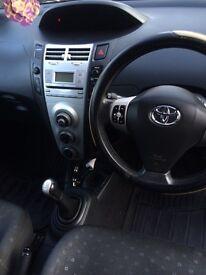 Car Toyota yaris