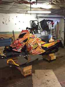 2012 skidoo Rs 600 for trade