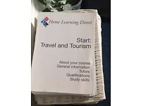 TRAVEL AND TOURISM COURSE BOOKS - HOME LEARNING DIRECT