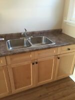 Fully Remodeled Two Bedroom Townhome