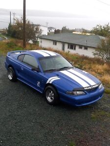 Modded 1995 Mustang 351W
