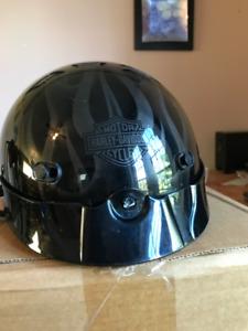 Harley Davidson Half Helmet