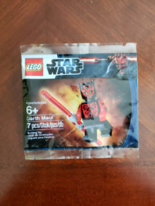Lego Minifigure Polybags - Star Wars, Marvel, Monster Fighters