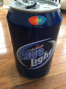 Labatt Blue Light Portable Cooler Cambridge Kitchener Area image 1