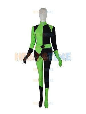 Super Villain Halloween Costume Spandex Zentai Woman/Girls/Lady For cosplay - Villain Costumes For Halloween