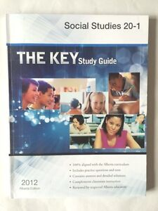 The Key Study Guide (Soc 20-1)
