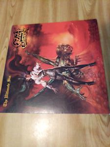 Vinyl original print Ozzy Osbourne Ultimate Sin