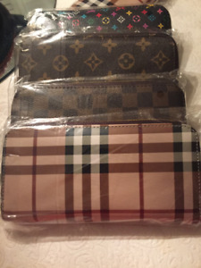 Women's Brand New Wallet/Purses, Louis Vuitton Look Alike!