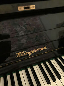 $ 800 Klingerman Upright (MOVING SALE!)  Vancouver