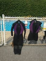 Wetsuit Bare 7MM -Femme