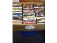Approx 750 Dvds Swaps)