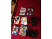 PlayStation 2 Games and Buzzers