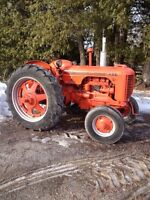 1946 CASE DC TRACTOR* best offer